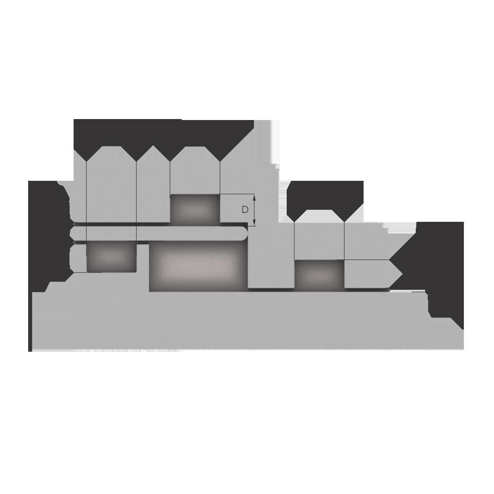 Sx01030101 N70 Freudenberg Sealing Technologies